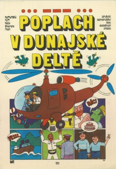 330 poplach v dunajske delte