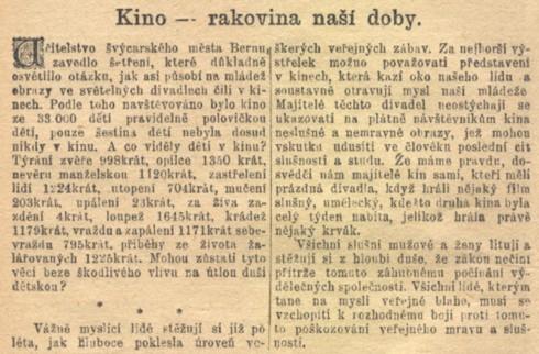 490 Clanek o kinu 1921
