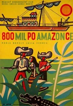 61 Kubicek 800 mil po Amazonce
