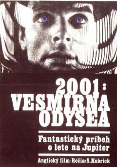 70 Foll 2001 Vesmirna odysea