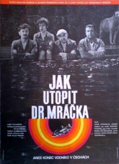 74 Vorlickova Jak utopit dr Mracka
