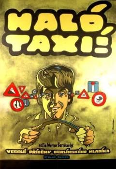 75 Saudek Halo ,taxi