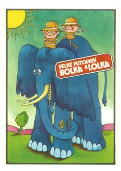 75 velke putovani Bolka a Lolka