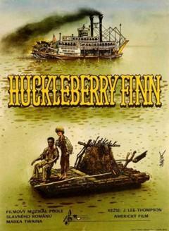 76 Saudek Huckleberry Finn