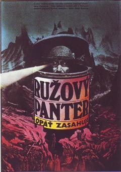 78 Ziegler Ruzovy panter opat zasahuje