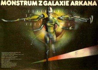 81 Ziegler Monstrum z galaxie Arkana