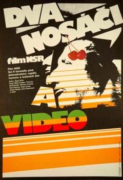85x Weber Dva nosaci a video