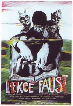 94 Svankmajerova Lekce Faust