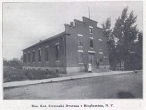 Binghamtonska Dvorana 300