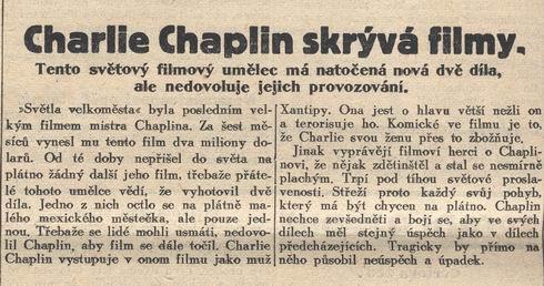 CLANEK-CHAPLIN