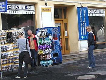 Cas, Karlovy Vary zavrene