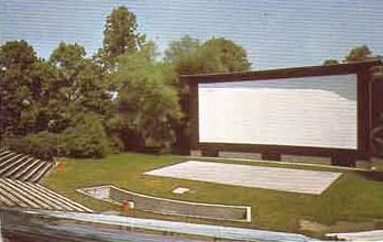 Castolovice letni kino