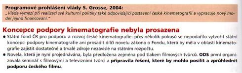 Cerna kniha hrichu CSSD 2005
