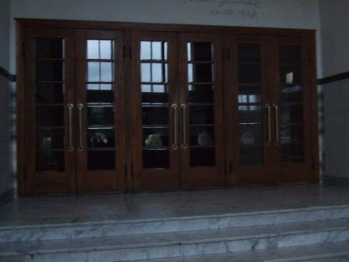 Hronov-vchod