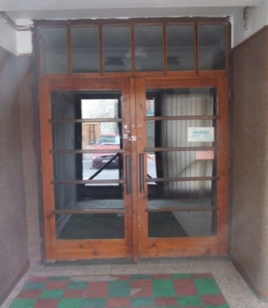 Jaromer-vchod
