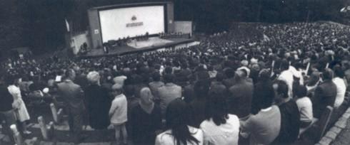 Letni kino Ml.Boleslav