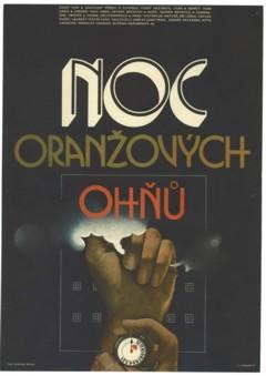 NOC ORANZOVYCH OHNU