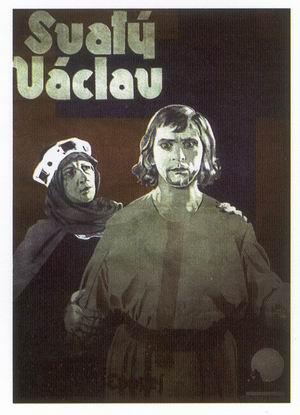 PLAKAT SV.VACLAV