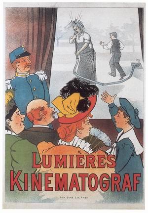 PLAKAT- Lumierovi
