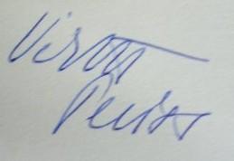 Preiss podpis