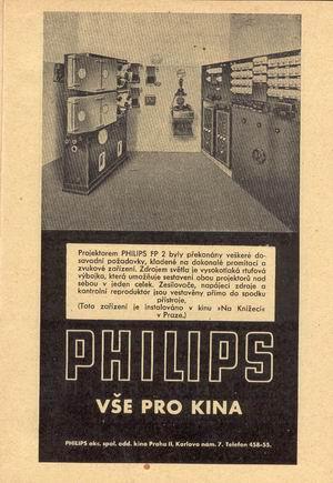 REKLAMA-PHILIPS KINO