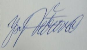 Vetrovec podpis