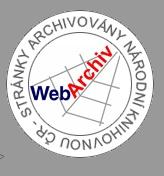 WEB archiv logo