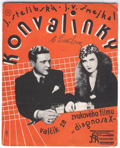film-pisen Konvalinky