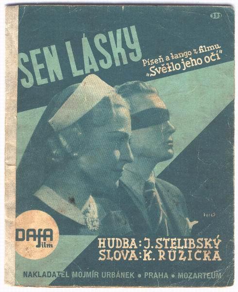 film-pisen Sen lasky