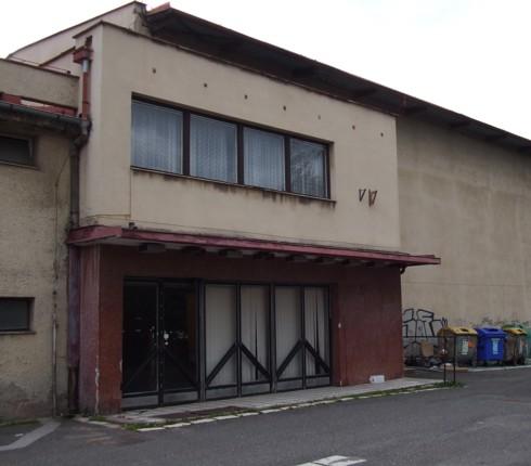 jaromer - hl.vchod