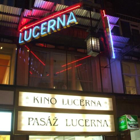 kino Lucerna pasaz