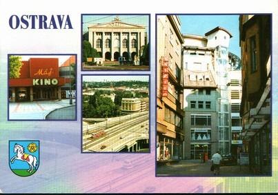 kino Maj Ostrava