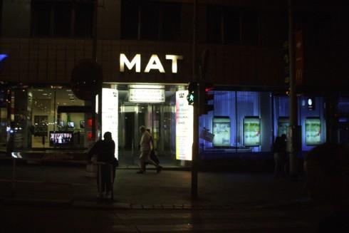 kino Mat Praha