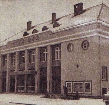 kino OKO Sumperk KINO c.3 1971