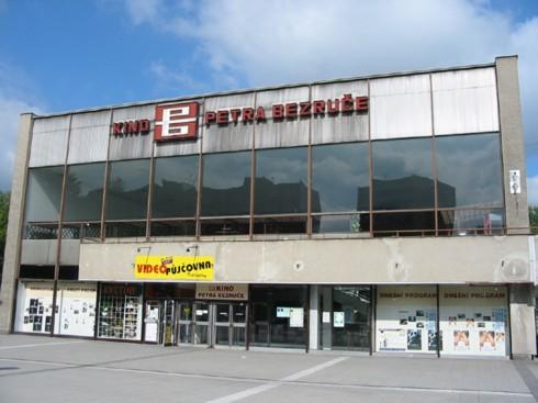 kino P. Bezruce Frydek Mistek 490