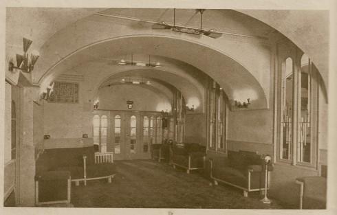 kino roxy kuracky salon 1928