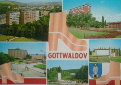 letni kino Gottwaldov
