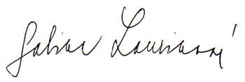 podpis Laurinova
