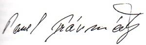 podpis Travnicek