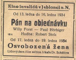 reklama na film v novinach 1